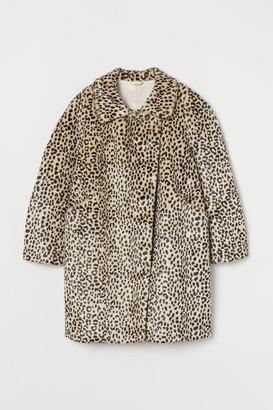 H&M Short Coat - Beige
