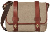 Thumbnail for your product : Bosca RFID Canvas/Washed Messenger Bag