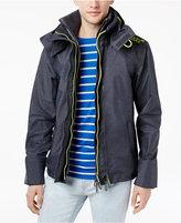 Superdry Men's Pop Zip Windcheater Windbreaker Jacket