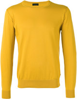 Z Zegna crew neck jumper - men - Cotton - XL