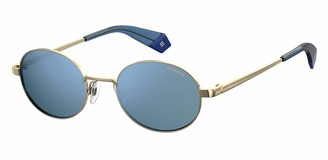 Polaroid Sunglasses PLD 6066/S Oval Sunglasses