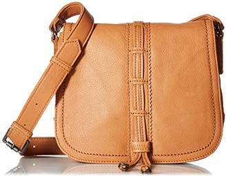 Liebeskind Berlin Women's Huntsville Leather Saddle Bag