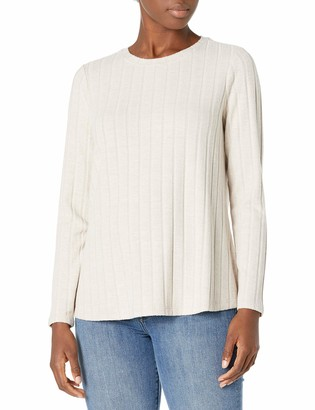 Nic+Zoe Women's Brushed Rib Top