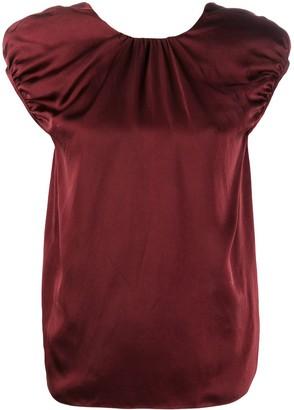 Rochas round neck T-shirt