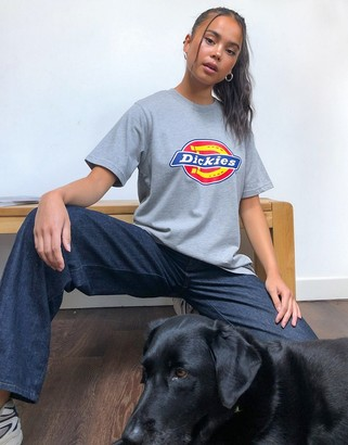 Dickies Horseshoe t-shirt in grey