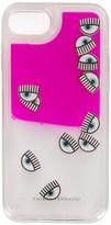 Chiara Ferragni Eyes gel iPhone 7 case