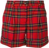 P.A.R.O.S.H. Lamix shorts - women - Spandex/Elastane/Virgin Wool - XS