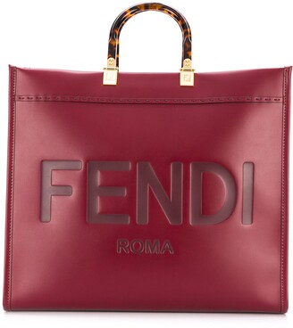 Fendi Sunshine tote bag