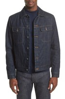 A.P.C. Men's Denim Shirt Jacket