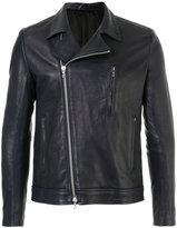 Attachment biker jacket