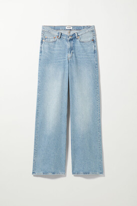 Weekday Roots Jeans - Blue