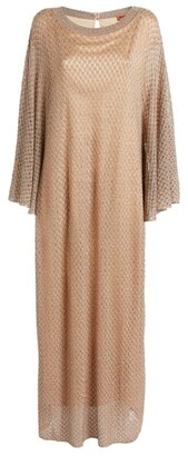 Missoni Knitted Kaftan Dress
