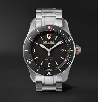 Bremont Supermarine Type 300 40mm Stainless Steel Watch