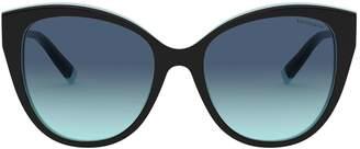 Tiffany & Co. T True Cat Eye Sunglasses