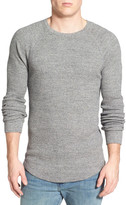 Lucky Brand Thermal Crew Neck Tee