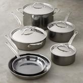 Hestan NanobondTM Stainless-Steel 10-Piece Cookware Set