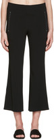 Calvin Klein Collection Black Kick Flare Lounge Pants
