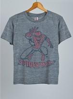 Junk Food Clothing Kids Boys Spiderman Tee-steel-m