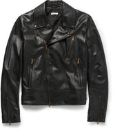 Tomas Maier - Leather Biker Jacket