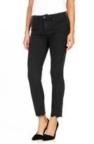 Paige Women's Jacqueline High Rise Crop Straight Leg Jeans