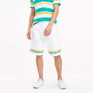 Tommy Hilfiger Logo Tape Stripe Shorts