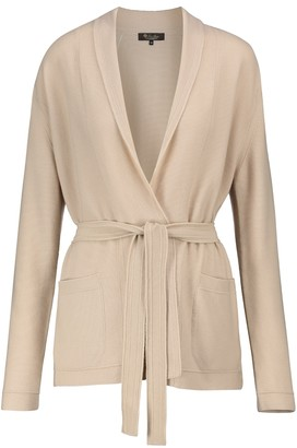 Loro Piana Villefranche belted cashmere cardigan