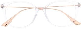 Christian Dior Two Tone Glasses