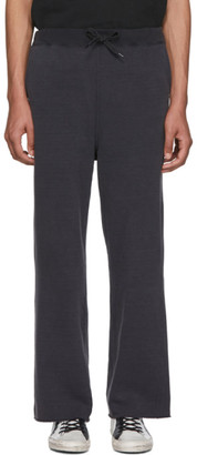 Remi Relief Black Inside Fleece Lounge Pants
