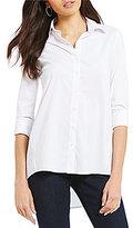 Westbound Button Front Forward Seam Shirt