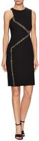 Versace Abito Donna Jersey Sheath Dress