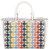 Tory Burch Small Robinson Embroidered Tote