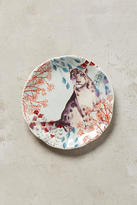 Anthropologie Woodland Wreath Coaster