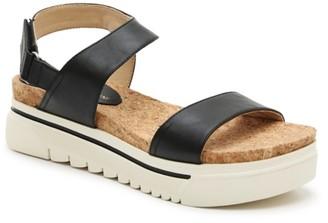 Adrienne Vittadini Doug Platform Sandal