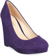 Nine West Halenia Wedge Pumps