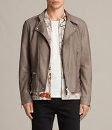 AllSaints Gibson Leather Biker Jacket