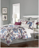 Martha Stewart Collection CLOSEOUT! Collection Austen 9-Pc. Full Comforter Set