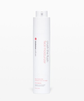 Lululemon Crush the Flush Face Moisturizer