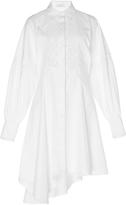 Andrew Gn Asymmetrical Shirt Dress