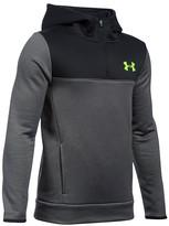 Under Armour Boys' Colorblock Fleece Hoodie - Sizes S-XL