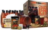 Mr. Beer Churchills Nut Brown Ale Complete Craft Beer Making Kit