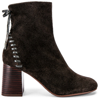 See by Chloe Howl Stitch Bootie