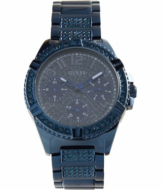GUESS Women's Quartz Watch with Stainless Steel Strap