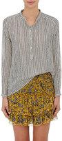 Etoile Isabel Marant Women's Joden Cotton Blouse-NUDE