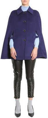 Boutique Moschino Cut-Out Detail Coat