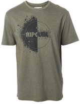 Rip Curl Short Sleeved, Round-Neck T-Shirt
