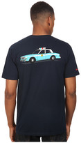 HUF x Chocolate NY Cop Car Tee