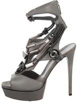 Gucci Platform Cage Sandals