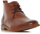 Dune Magnus Leather Boots, Tan