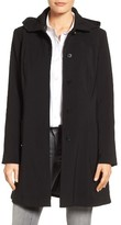 Gallery Women's Pickstitch Nepage Walking Coat With Detachable Hood