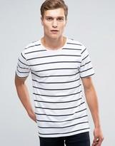 Minimum Breton Stripe Ware T-Shirt